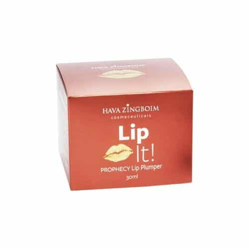 LIP IT קרם חומצה היאלרונית לשפתיים